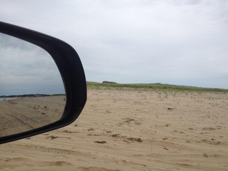 Oversand Beach Driving: Beach ORV Trails on Cape Cod