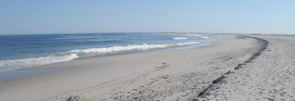 South Beach provides seemingly endless stretches of unspoiled beaches.